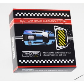 Contour II HiTech Safety Displays HiTech Safety Displays TrackPro Contour II Slot Car Track Cleaning System