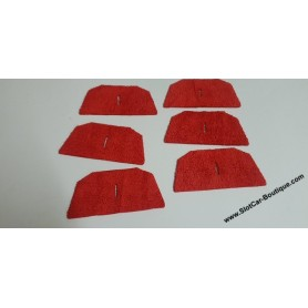 Microfiber HiTech Safety Displays HITECH SAFETY DISPLAYS Microfiber Cloths x6
